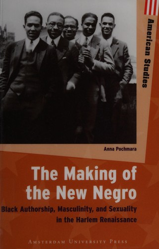 The making of the new negro : black authorship, masculinity, and sexuality in the Harlem Renaissance / Anna Pochmara.