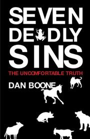 Seven deadly sins : the uncomfortable truth  Cover Image