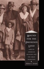 Bound for the promised land : African American religion and the great migration  Cover Image